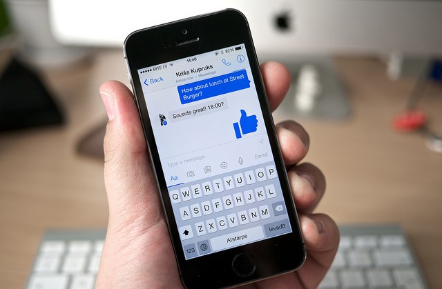 Facebook messages to move to messenger app