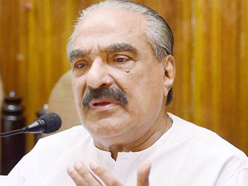 Conspiracy against me, alleges K.M Mani