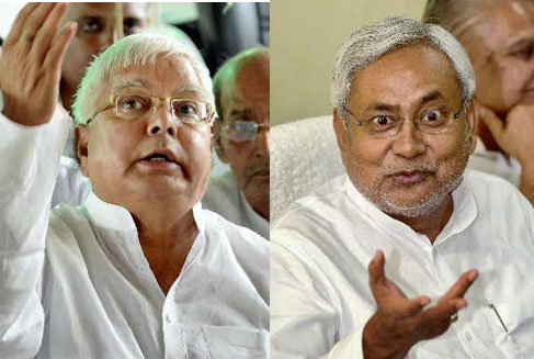 Lalu-Nitish alliance leads in Bihar by-polls