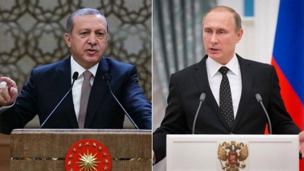 Putin approves economic sanctions against Turkey