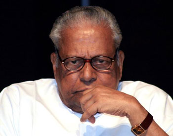 Achuthanandan dropped from CPI-M Central Committee; made special invitee