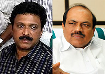 Ganesh seeks probe into PWD minister's assets