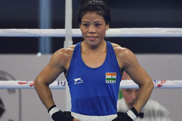 Mary Kom, Simranjit win gold as Indian boxers grab nine medals in Presidents Cup