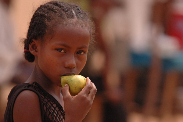 Global hunger levels on the rise
