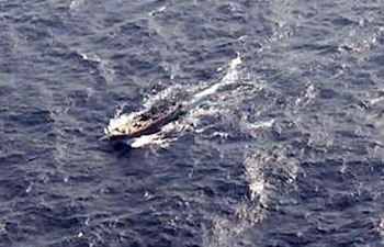 Bomb boat crew didnt look like fishermen: Coast Guard