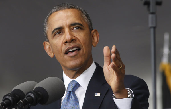 Exploring other options in Middle East peace effort: Obama