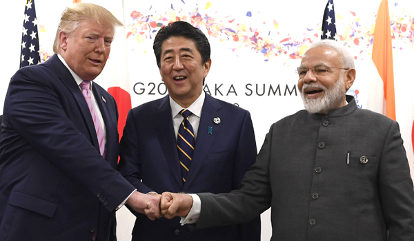 Modi, Trump discuss India-US collaboration in 5G technology