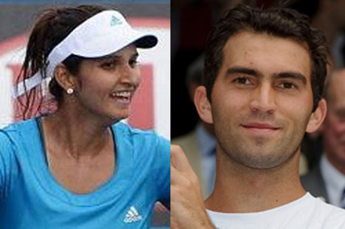 Sania in pre-quarters of mixed doubles, Bopanna bows out