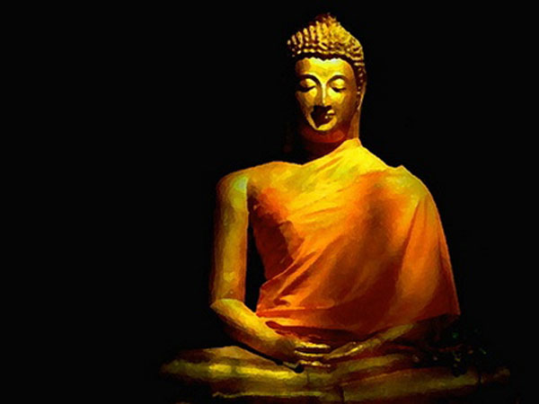 Nitish unveils 70 ft tall Lord Buddhas statue in Rajgir