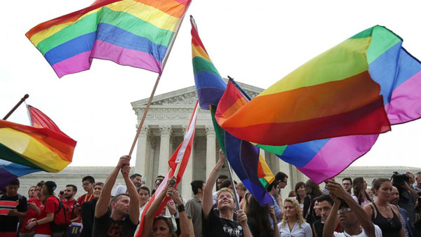 Supreme Court ruling legalises gay marriage nationwide in United States