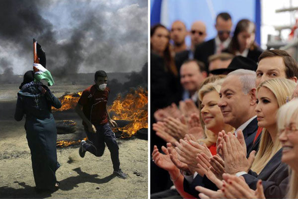 The cry of Gaza doesnt end; nor the fight