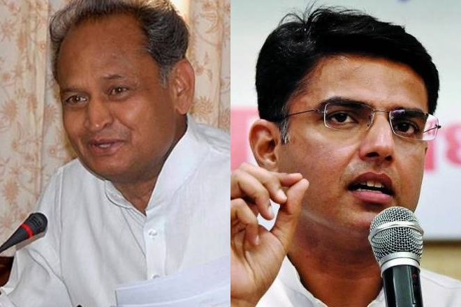 Gehlot to be Rajasthan CM, Pilot his deputy: Cong
