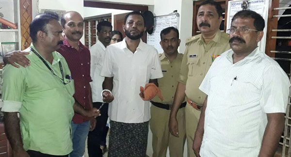 Drug dealer who escaped from custody arrested in Malappuram