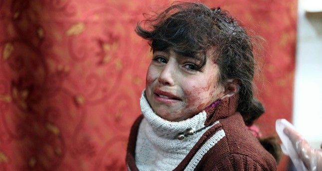 The cry of Ghouta