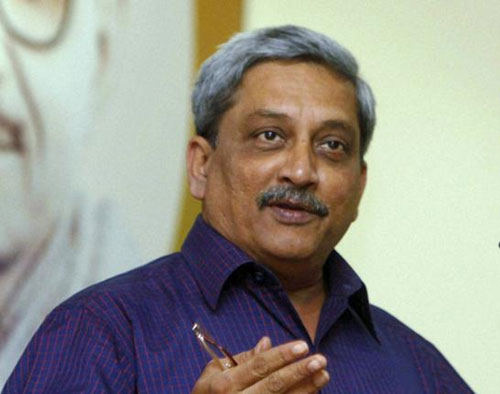 Rape comments were not insensitive, but misquoted: Parrikar