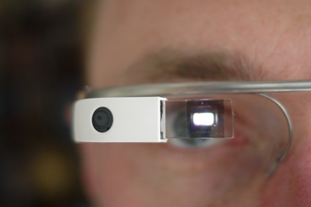 Coming, money transfer via Google Glass!