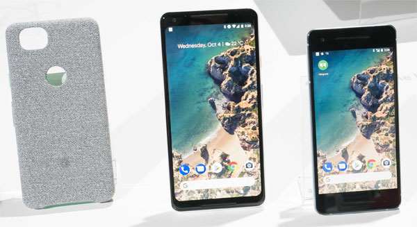 AI-powered Google Pixel 2 comes to India in November