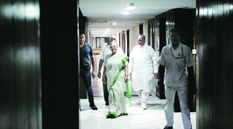 Congress: NDA humiliating Governors, treating them like government servants