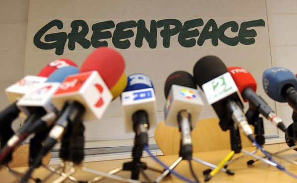Court allows Greenpeace to operate two domestic accounts