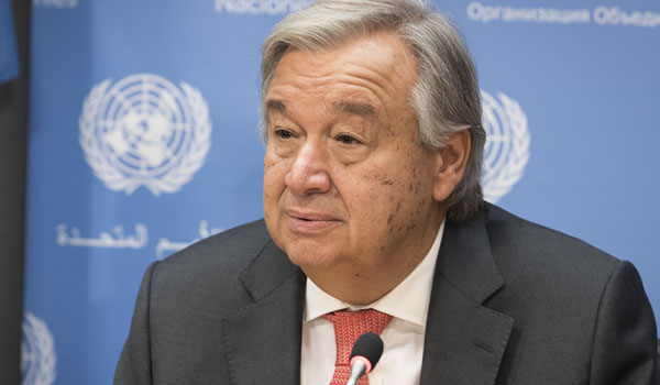 Guterres says Dhanyawaad for Indias enormous contribution to UN, peacekeeping