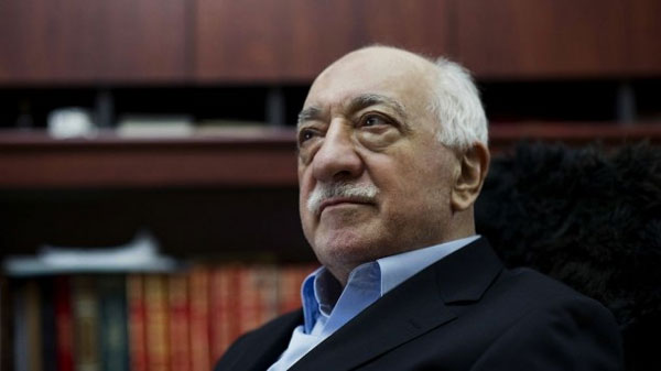 US receives Turkeys formal extradition request for cleric Gulen