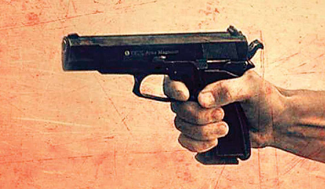SP leader shot dead in broad day light by unidentified men