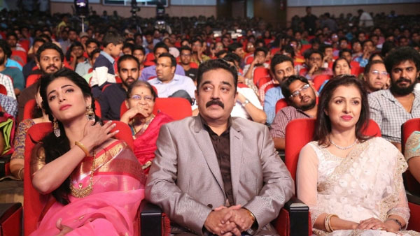 No disagreement with Gautami over costumes, Shruti clears the air