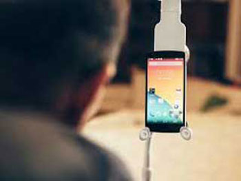 Worlds first hands-free smartphone for disabled launched