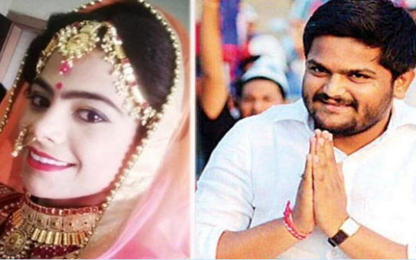 Hardik Patel weds long-time girlfriend in a simple ceremony