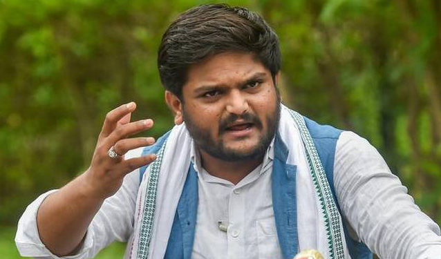 What is in store for those who took on BJP, asks Hardik Patel