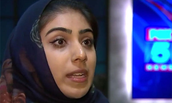 US Muslim woman fired from work for wearing hijab