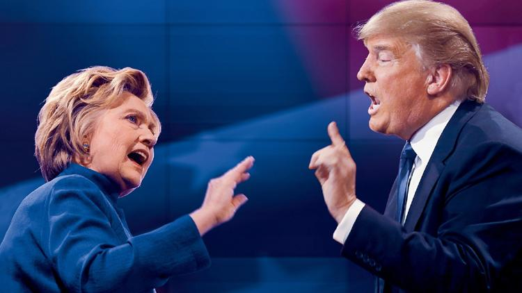 Clinton moves to 4-point edge over Trump: Poll