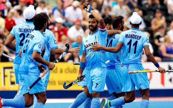 HWL Semi-Final: India rout Pakistan 7-1 to enter quarters