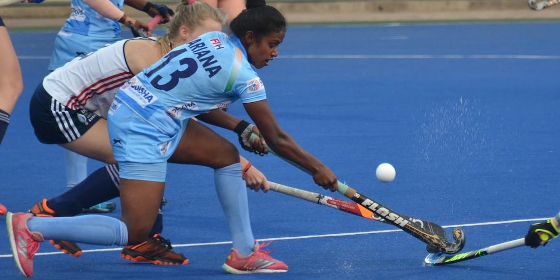 Womens hockey: India A beat France A in 3rd match