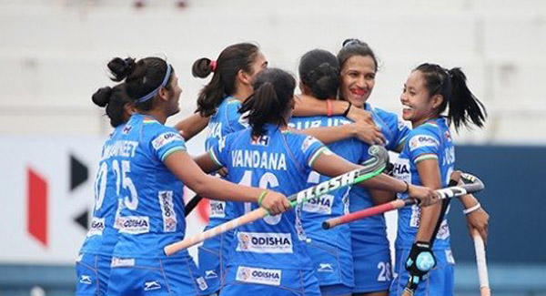 Gurjit scores last-minute goal, Indian women pip Great Britain 2-1