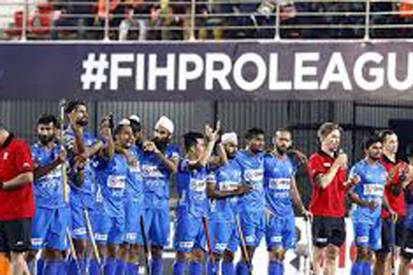 Indian Mens Hockey Team Gets Highest Ever FIH Ranking