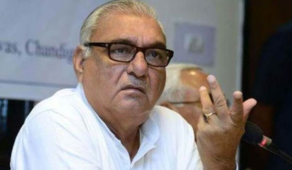 CBI books Hooda in land allocation case, raids 20 places in Delhi, Haryana, Punjab
