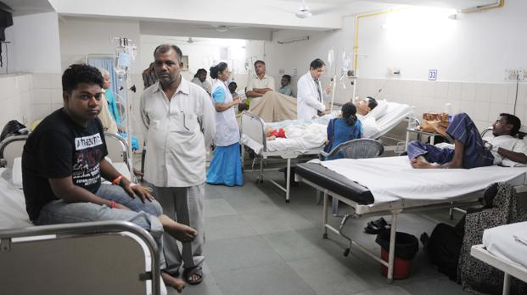 Ailing Kerala