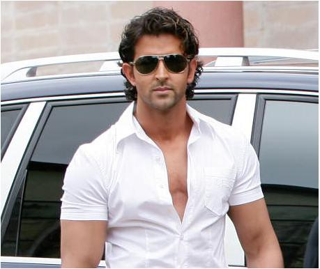 Hrithik Roshan Jaypees choice for waving the flag