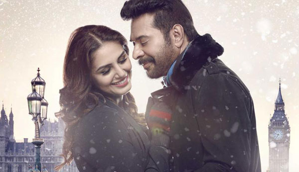 Glad that my South Indian film debut is with Mammootty: Huma Qureshi