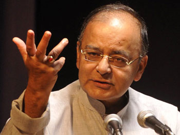Jaitley defends Modi comment on scam to skill India