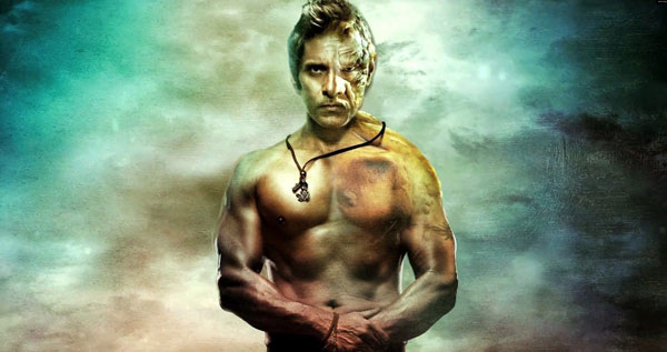 Blessed to play three different roles in one film: Vikram on I