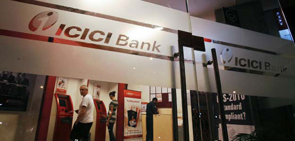 ICICI Bank net up by 14 percent