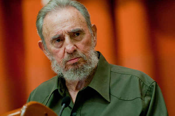 I dont trust the US nor have I spoken with them: Fidel Castro
