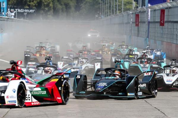Sam Bird wins in Santiago, moves to 2nd in Formula E championship