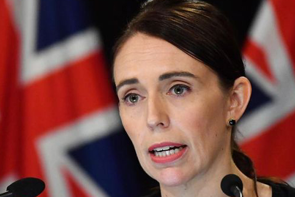 Ardern vows never to say Christchurch gunmans name
