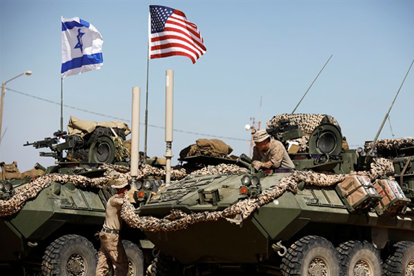 Israel, US conclude massive joint military exercise