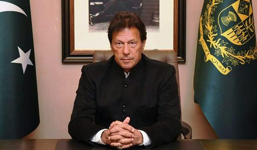 Imran again invites India for talks, warns against miscalculation