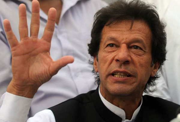 Imran Khan vows to unleash countrywide storm
