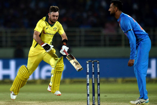 Australia pip India by three-wickets in an exciting finish